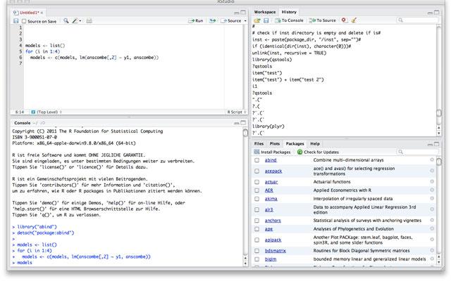 programmiersprache r